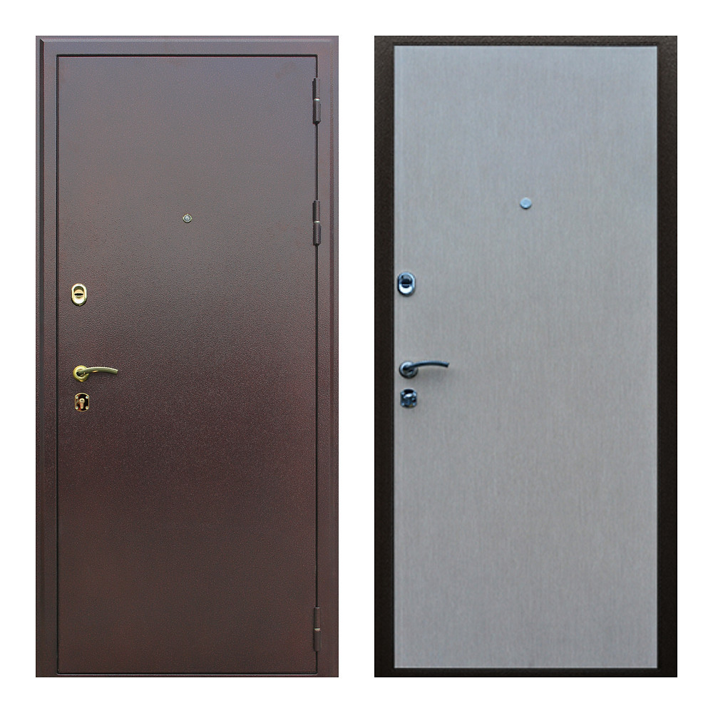 двери Эконом — решение доступное для каждого