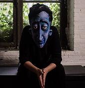 masque, Fanny Journaut, Cie Nouons-nous