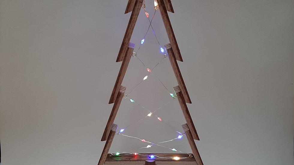Large LED Christmas trees