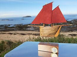 Boat Sculptures