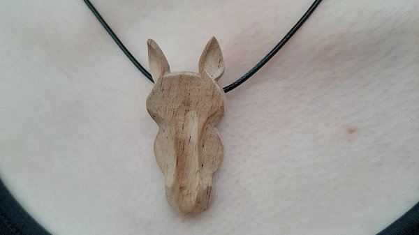 Horse necklaces