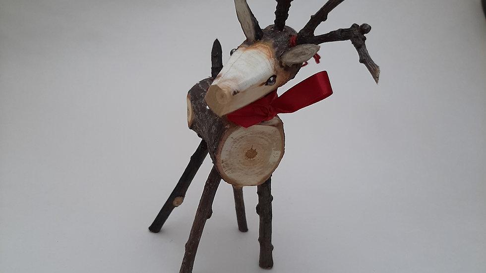Small wood Reindeer