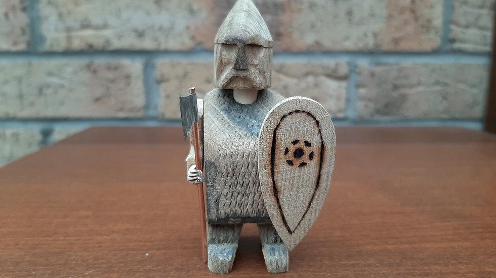 Warrior handmade from Oak No4