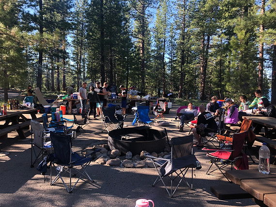 Joint YMF Camping Trip