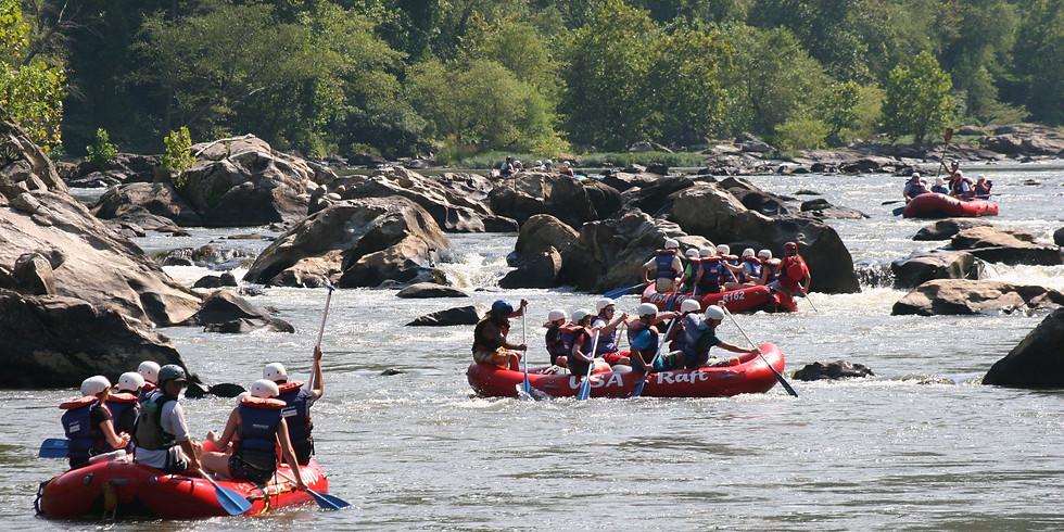 Lazy River Rafting