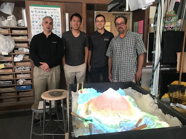 Autodesk VR Sandbox Demo