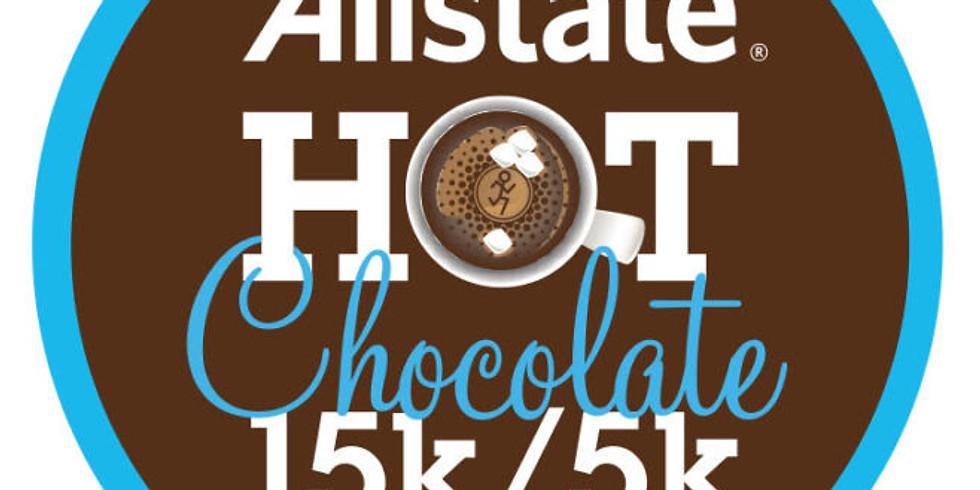 SF and San Jose YMF Run the Hot Chocolate 5K/15K