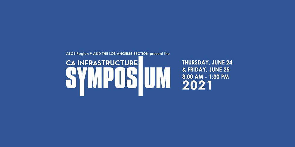 California Infrastructure Symposium