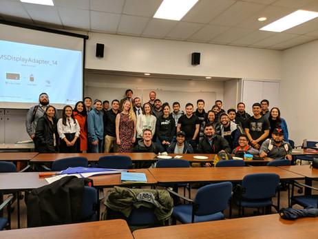 YMF Presents at SFSU