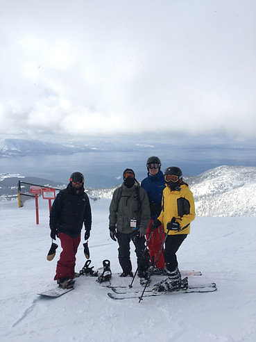 Tahoe Trip 2017