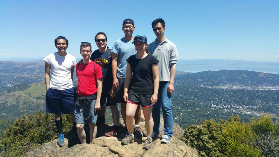 Mt. Tamalpais Hike