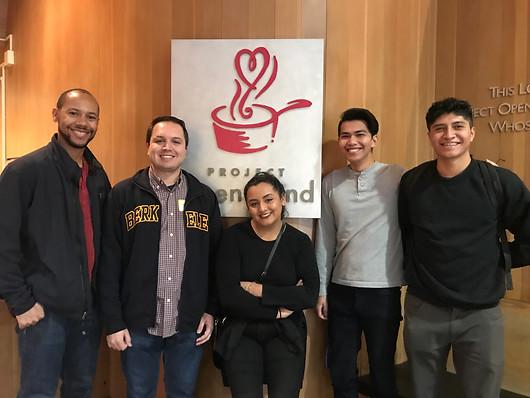 Project Openhand Volunteering