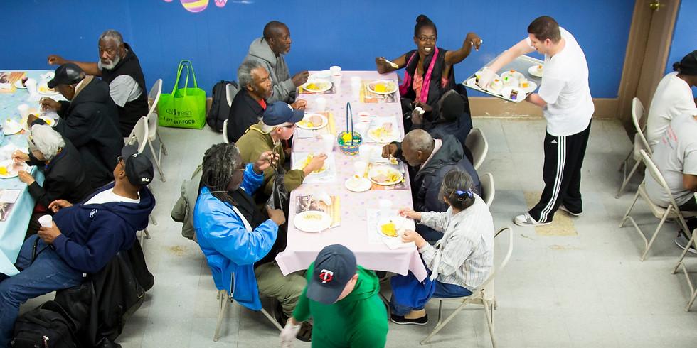 Cityteam Dinner Meal Service