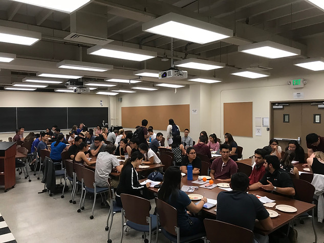 Cal ASCE Resume Review Night