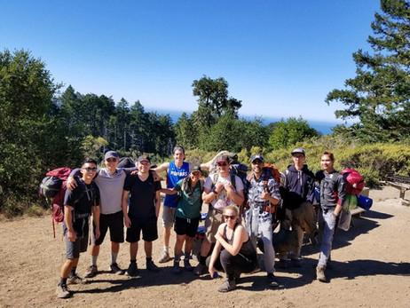 Point Reyes Camping Trip