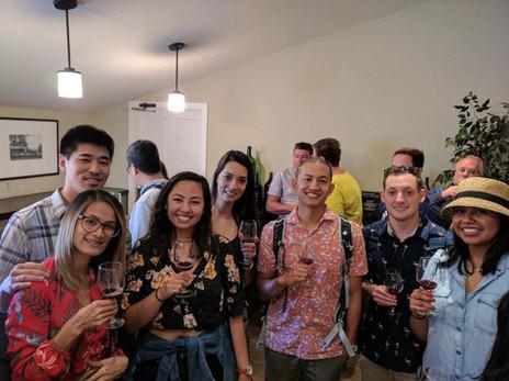 Sonoma/Napa Wine Trip