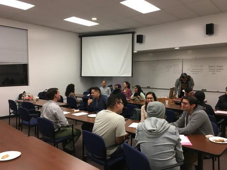 SFSU Resume Review Night