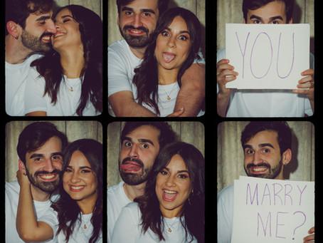 Ellos y su historia de amor