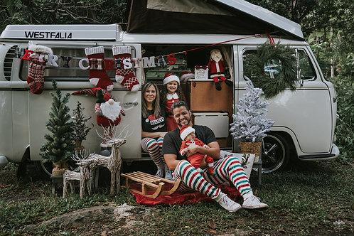 Navidad con la guagua Volky 5 de diciembre 2020