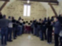 Répétition du Rallye saint-Hubert Arédien