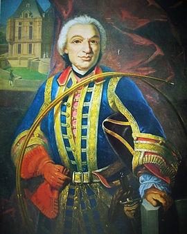 Le Marquis de Dampierre