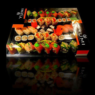 sushi party platters package