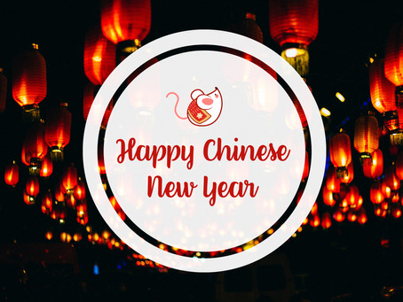 Happy Chinese New Year!