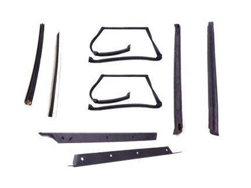 82-92 Ttop Weatherstripping Kit