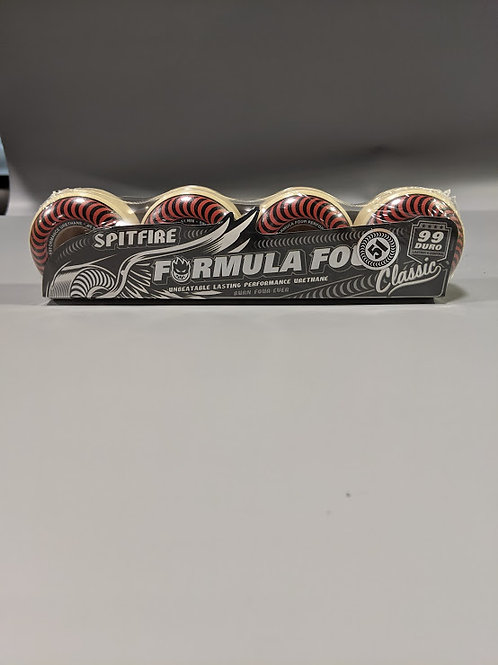"""FORMULA FOUR"" WHEELS - (51)"