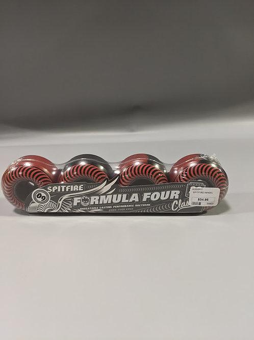 """""""FORMULA FOUR"""" WHEELS - (60)"""