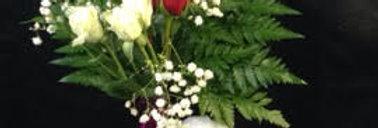 Bear Hug Rose Bouquet