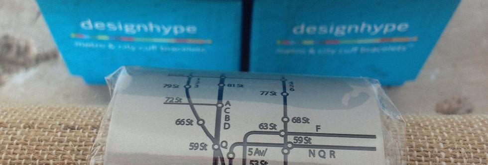 New York City Metro Cuff