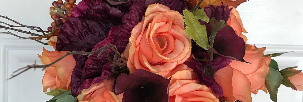 Autumn Hand Bouquet