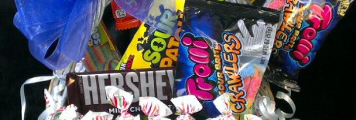 Candy Craze Basket