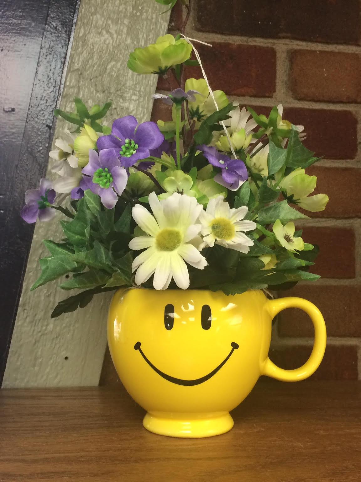 Smiley Face Flower Bouquet Choice Image - Flower Wallpaper HD
