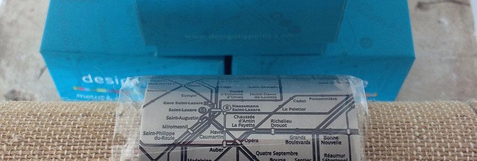 Paris Metro Cuff