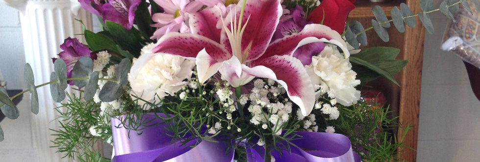 Loving Lily Bouquet