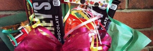 So Sweet Chocolate Candy Bouquet