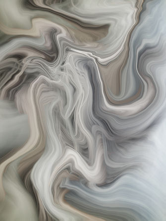 abstract art of shades of gray and beige that look like fibers tangling together to represent interconnectedness