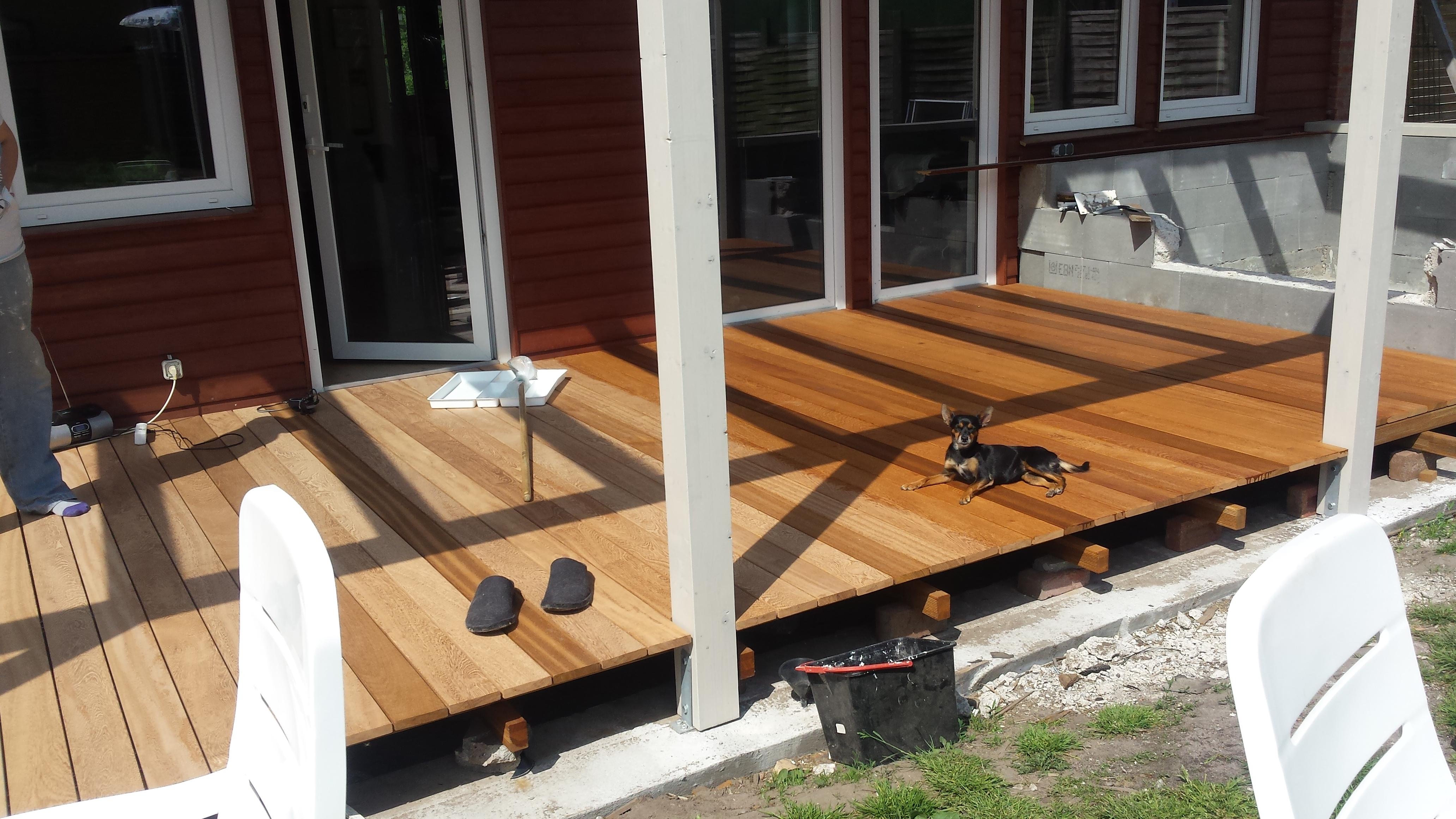 Terrasse Holz