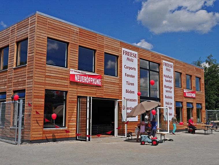 FREESE Holz Standort Quickborn
