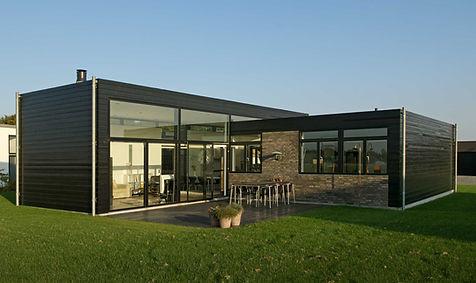 Velfac Fenster Modern Gesamthaus Licht.j