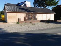 Fassade Rhombus Lärche Holzfassade kaufe