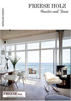 Cover_Katalog_Fenster_und_Türen_FREESE_