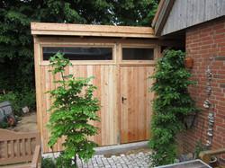 Fassade Holz Lärche natur