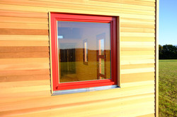 Rotes Fenster Tiny House Vrogum