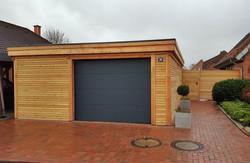 Fassade Holz Rhombusprofil Lärche