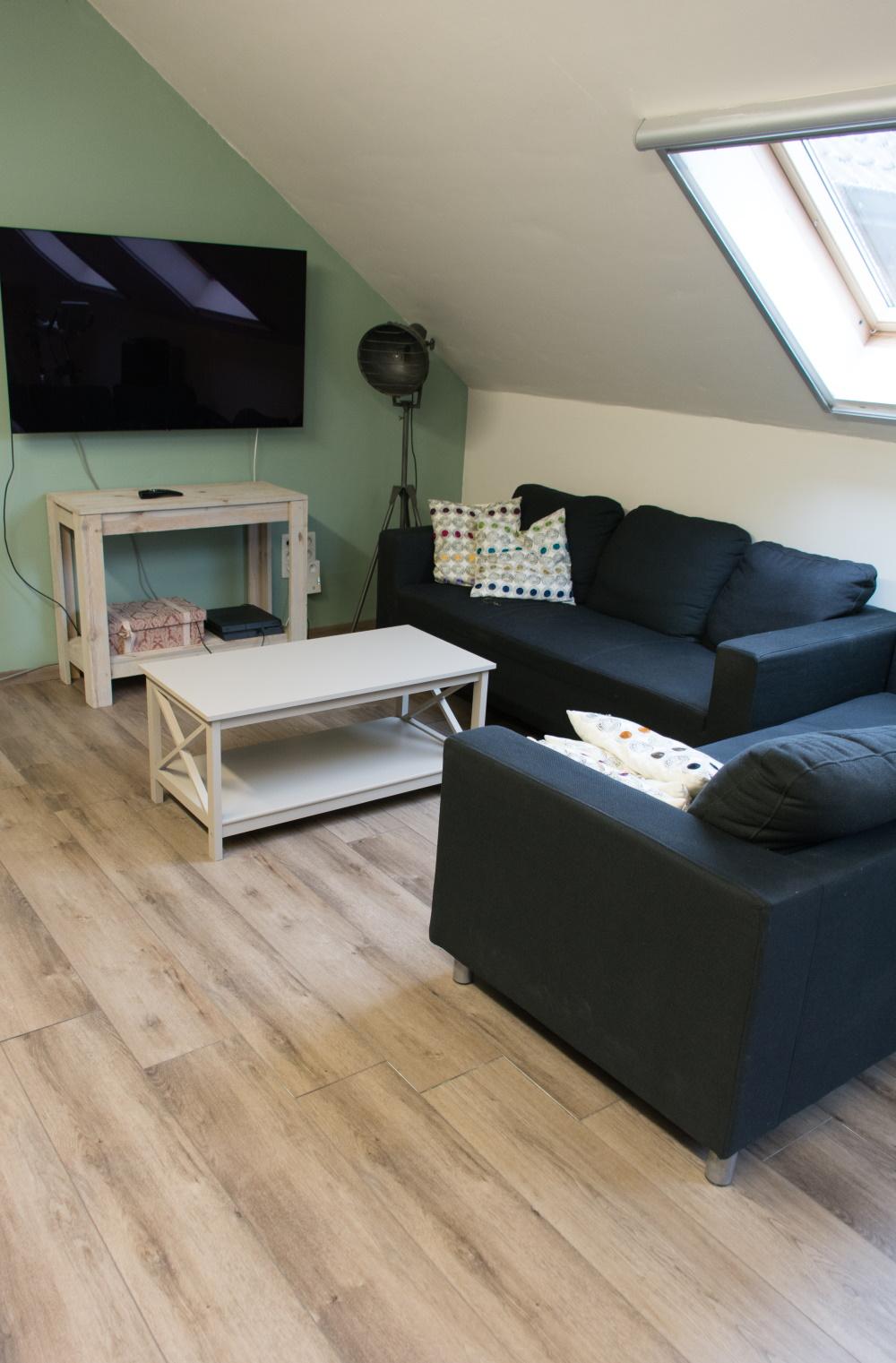 Vinylboden Amazon Flow Wohnzimmer
