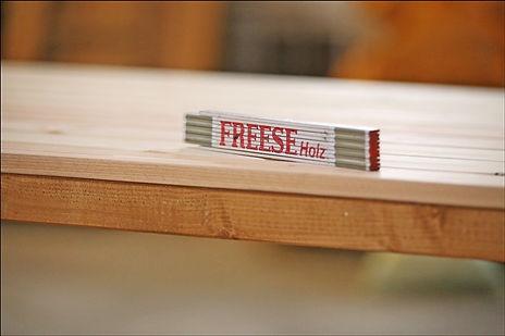 Aufmaßservice FREESE Holz Aufmaß vor Ort