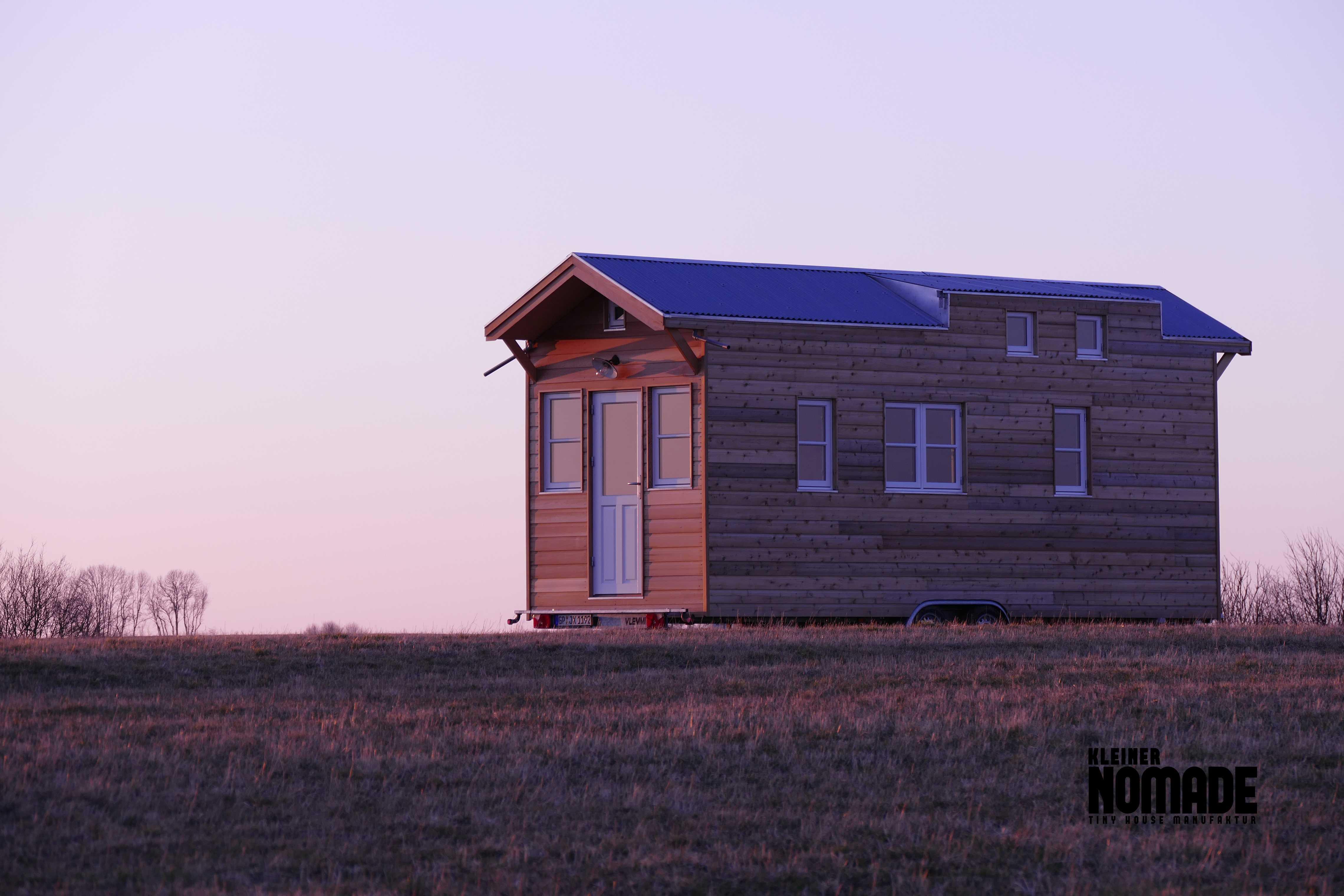 Sprossenfenster Kleiner Nomade Tiny Hous